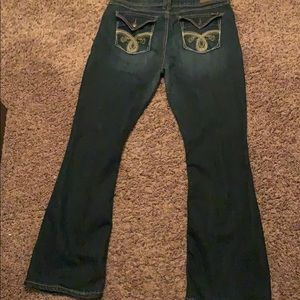 Seven7 brand women's jean like new conditions